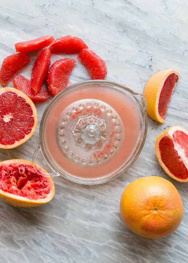 3 Grapefruit Skincare Recipes
