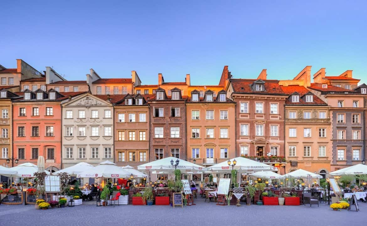 Poland- Cheapest Countries To Visit List