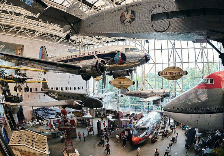 best science museums airandspace