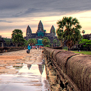 Why see Vietnam & Cambodia together?
