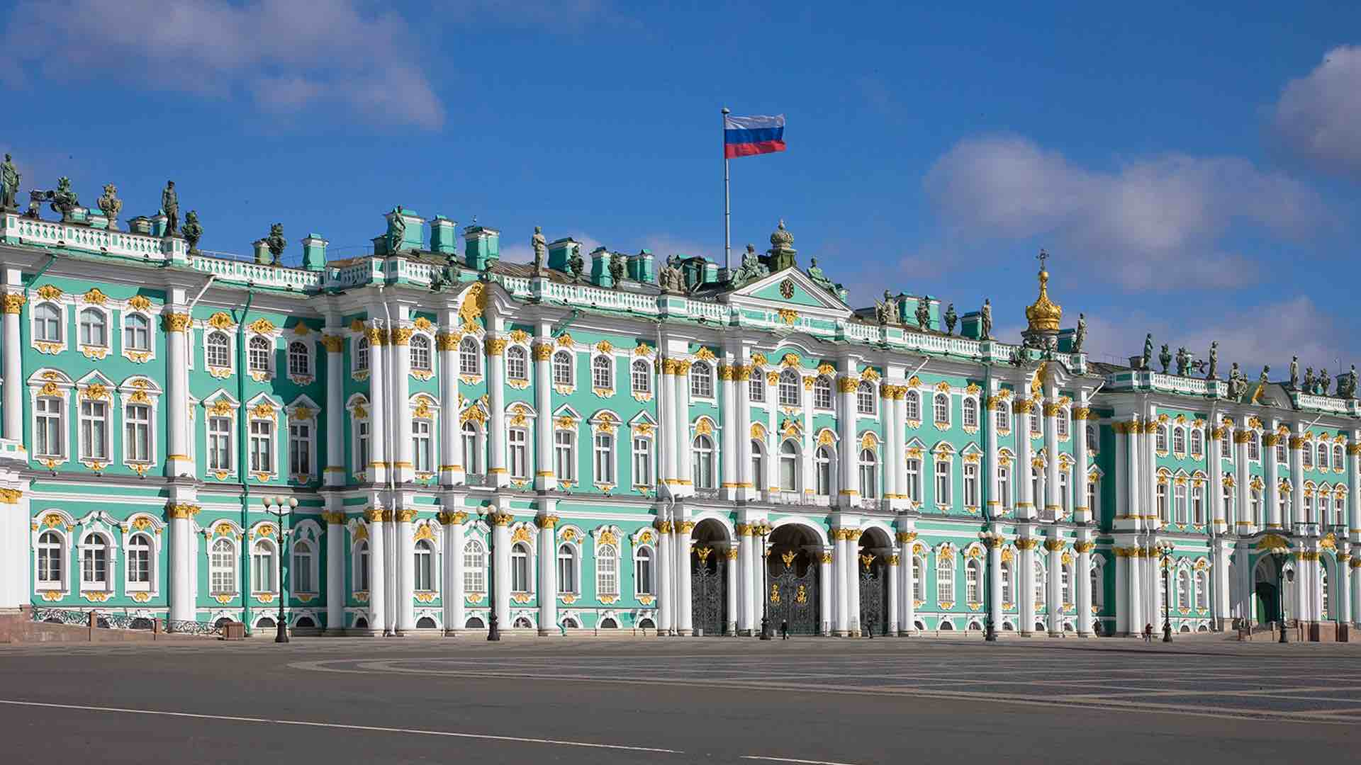 palace-of-hermitage-san-petersburg - Cruise visit- skip the line