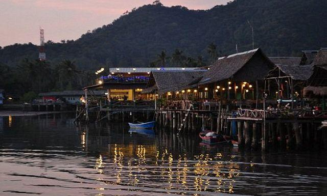Bang Bao Fishing Village
