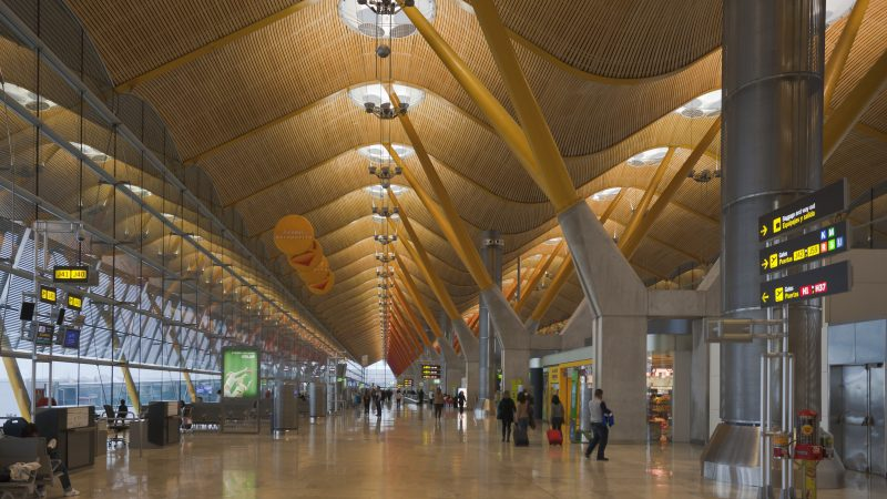 Barajas – Madrid Barajas International Airport — Airport information and guide